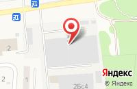 Схема проезда до компании Фанком в посёлке Садаковский