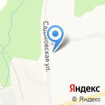 Отражение на карте Кирова