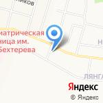 Мастер-байк на карте Кирова