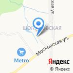 Инком Сервис на карте Кирова