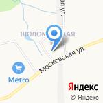 АЗС-Сервис на карте Кирова