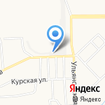 Кас на карте Кирова
