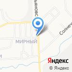 ОкнаСтрой на карте Кирова