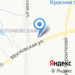 Медицинский центр на карте Кирова
