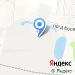 Кировская ТЭЦ-5 на карте Кирова