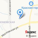 Муравушка на карте Кирова