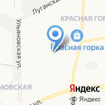 Средняя общеобразовательная школа №47 с углубленным изучением отдельных предметов на карте Кирова