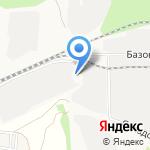 Морозко-Плюс на карте Кирова