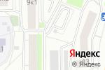 Схема проезда до компании Автостоянка на ул. Андрея Упита в Кирове