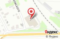 Схема проезда до компании Спутник в Димитровграде