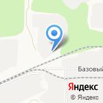 Северный Транзит на карте Кирова