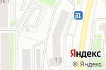 Схема проезда до компании Лакшми в Кирове