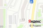 Схема проезда до компании Деловой в Кирове