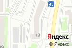 Схема проезда до компании РЫБАЛКА в Кирове