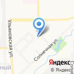 Полиграфовна на карте Кирова