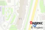 Схема проезда до компании BOSCH в Кирове