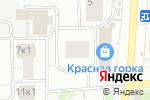 Схема проезда до компании Планета успеха в Кирове