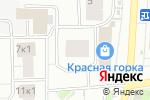 Схема проезда до компании Станкостроитель-2, ЖСК в Кирове