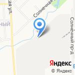 ЭДАН на карте Кирова
