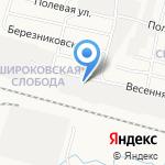 КировТент на карте Кирова