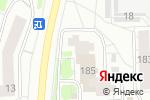 Схема проезда до компании Мясо Вятское в Кирове