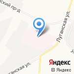 Церковь Георгия Победоносца на карте Кирова