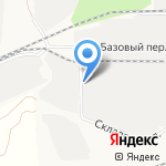 Метизная компания на карте Кирова