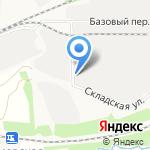 Каприз на карте Кирова