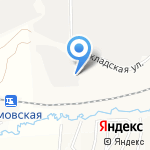 МПБ на карте Кирова