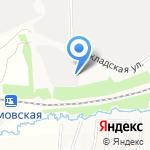 Груз43 на карте Кирова
