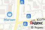 Схема проезда до компании Магазин кондитерских изделий в Кирове