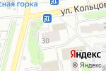 Схема проезда до компании Магазин живого пива в Кирове