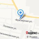 Торгово-монтажная компания на карте Кирова