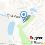 Кировский дом-интернат для престарелых и инвалидов на карте Кирова
