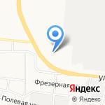 Престиж-авто на карте Кирова