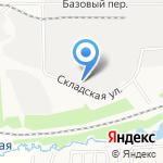 ВятТехноСтрой на карте Кирова