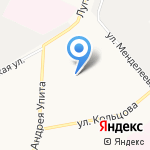 Компания по производству спецодежды на карте Кирова