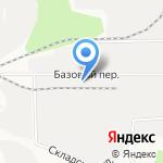КранМашТаль на карте Кирова