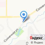 РостОК на карте Кирова