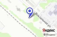Схема проезда до компании ДИМИТРОВГРАДСКАЯ ДИСТАНЦИЯ ПУТИ КУЙБЫШЕВСКАЯ ЖЕЛЕЗНАЯ ДОРОГА в Димитровграде