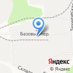 СТО43 на карте Кирова