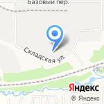 Стелла на карте Кирова