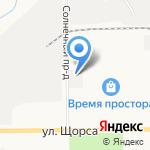 Турецкая хлебопекарня на карте Кирова