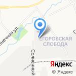 Ниндзя-пицца на карте Кирова