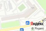 Схема проезда до компании Фантазия в Кирове