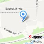 Хроммаркет на карте Кирова