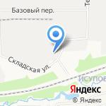 КировАвтоСбыт на карте Кирова