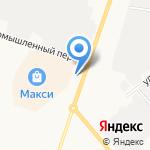 Антибуржуй на карте Кирова