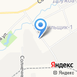 Дорогою добра на карте Кирова