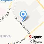 21 век на карте Кирова